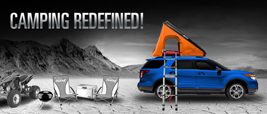 Camping Redefined