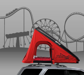 C& Using Roost Tents for Entertainment Events & Best Roof Top Tents Make Camping Easy - Roost Tents